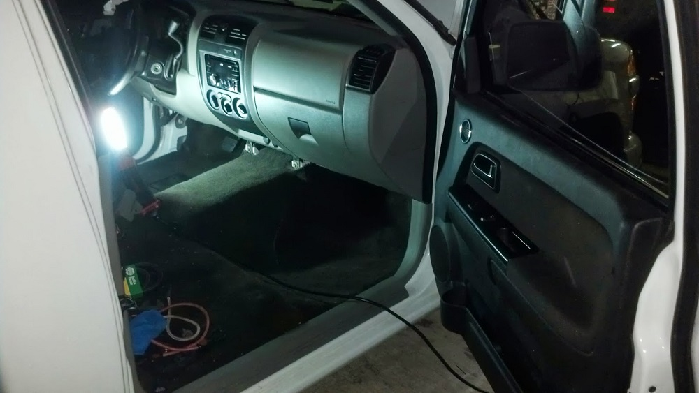 Adding Factory Power Windows Locks Mirrors Chevrolet Install Door Colorado Gmc Canyon Remove