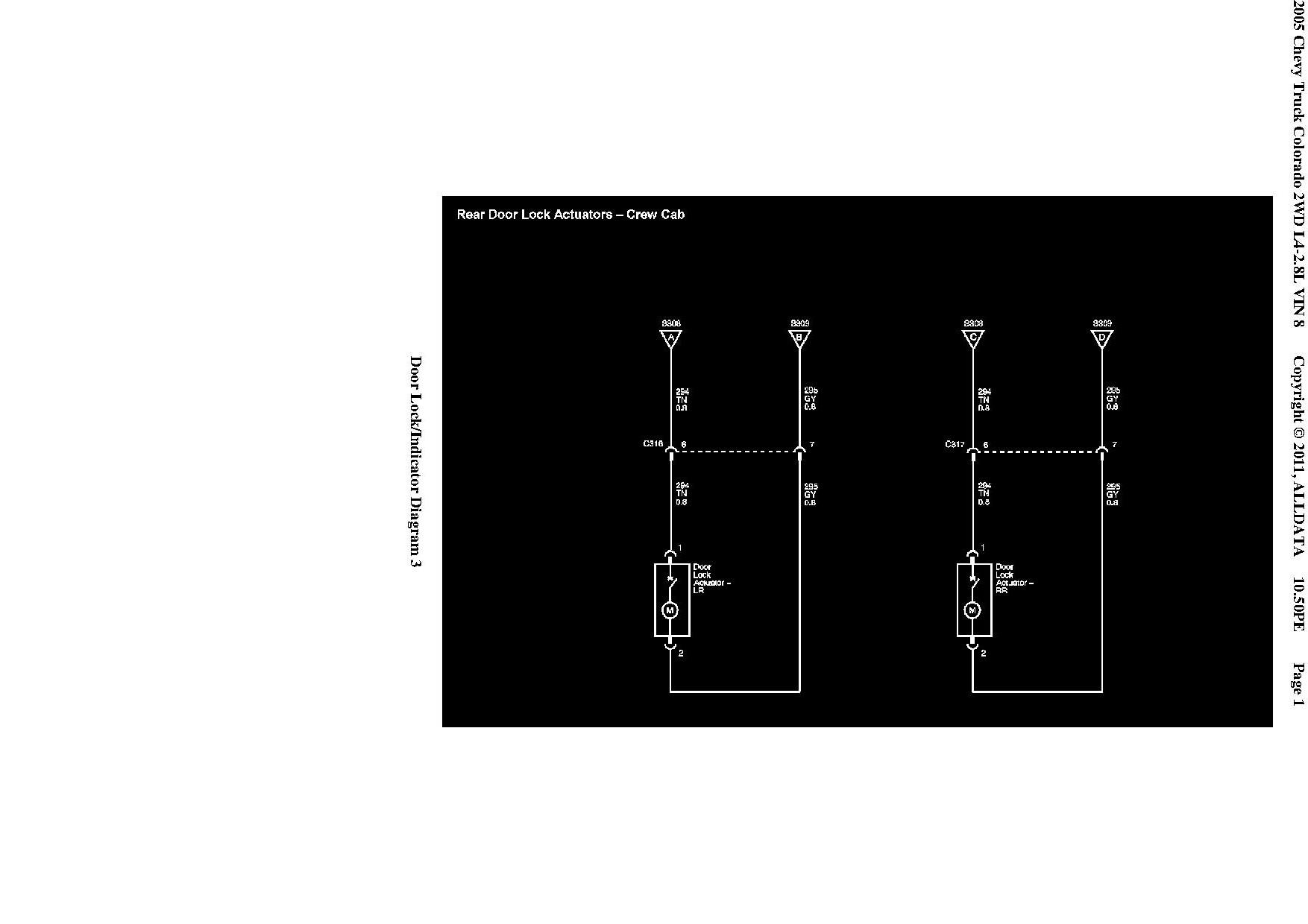 How To Adding Factory Power Windows Locks Mirrors Chevrolet 2005 Dodge Ram Door Lock Wiring Diagram Rear
